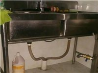 餐饮两槽水盆。大小店面均可使用,1.2m*0.6m,结实耐用无损坏。感兴趣可以电话、微信联系我!18...
