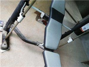欧圣史密斯机多功能安全轨道举重床 卧推架深蹲健身