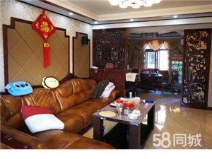 嘉华城新装4房 中式风格  入住不到1年