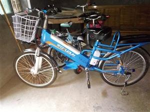 电动自行车九成新