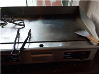 商用电扒炉,双开,想换个小的,这个就闲着了,有需要的可以联系,价格面议,
