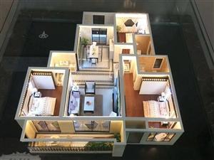 建业春天里3室2厅2卫60万元