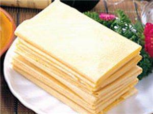 卖桦南红火大煎饼