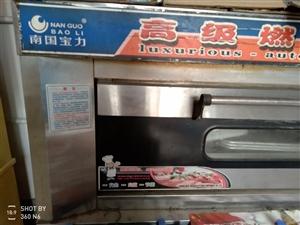 个人液化气烤箱一个没怎么用很新用不到了转让