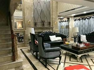 阳光花园别墅330平米5室豪装关门卖368万元