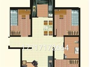 有钥匙??西苑华庭3室2厅1卫115万元