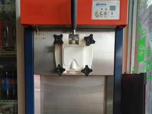 低价转让东贝冰激淋机,现在正是旺季,免费教制作冰激淋。