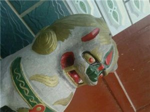 為睢縣區域內石獅免費彩繪