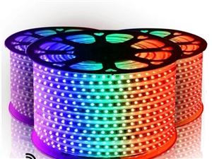 出售一卷新的LED彩带灯,买多了,还剩一整卷,赔钱卖了啊,有需要的赶紧下手吧