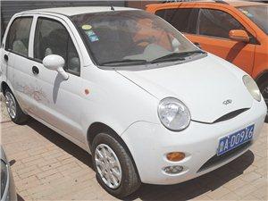 奇瑞QQ精品车