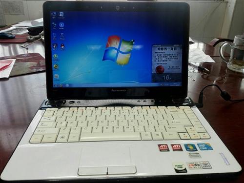 联想i5笔记本电脑650元 正常使用,配置看图,i5处理器,上网聊天办公流畅,邹城二中附近