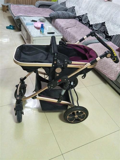 出售婴幼儿手推车   基本全新  买时五百   现230