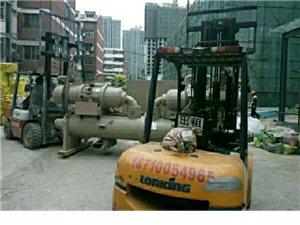 叉车出租,设备搬运13520663211