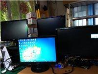 大量二手电脑出售,价格低廉,品质有保证。 电脑专业维修,网络维护,安防监控等。