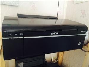 低价出售爱普生喷墨打印机两台,R330和T50各一台。售价面议。