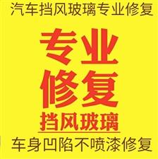 龙泉高技术汽车挡风玻璃修补13880049036