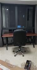 转全新进口新西兰松木书桌(长1.8米宽0.6m)+高档按摩椅,书桌750元(买来960)可单独转让,...