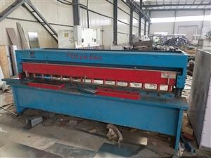 40吨 剪板机  折弯机  低价处理转让