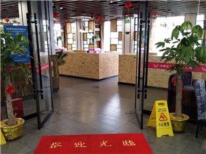 县城黄金商业地段五福广场开泰二楼四间店铺出售