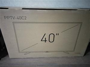 PPTV电视40英寸的,用了1年多,现在二手处理。