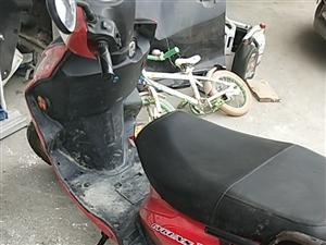 出一个踏板车,125机器,适合上下班代步用,低油耗