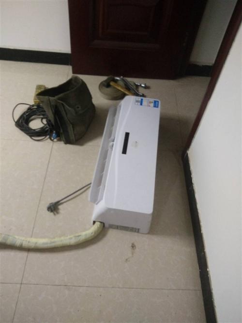 空調安裝移機維修加氟出售