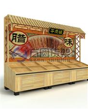 从泰安方圆木业订制的实木多功能调节货架,仅用过半年,还有青花瓷酱菜盆(照片没存)。货架规格高2米、长...