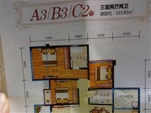 滨江印象3室2厅2卫45.8万元