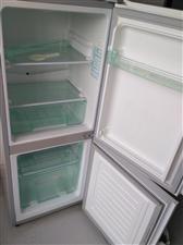 因买了大冰箱,这没有用2个月就放置了!一级能效能耗低的哦!126升空间大,体积小!冷冻面积50L,冷...