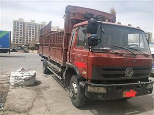 东风6.8米高栏货车低价出售