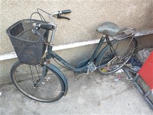出售闲置自行车一辆
