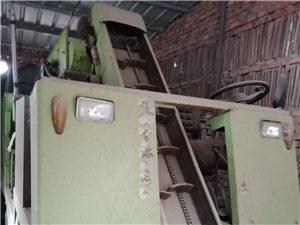 雷肯两行玉米收割机
