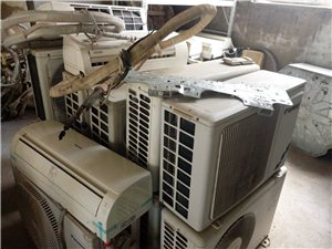 潢川明達專業,空調維修加氟回收出售二手空調