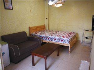 精装单间配套与一室一厅出租 家电齐全