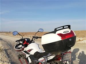 建设雅马哈飞致电喷版150两轮摩托车,连车带入户花费12000元,17年8月酒泉上的牌,行程900公...
