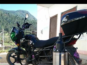 我有一钱江150摩托车转让,自用车 ,自己用的车很爱惜,按时保养,车子无任何事故,到手就可以用,有喜...