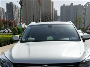 汉腾X7珍珠白,手动最高配全景天窗无违章无 事故,2017年12份上牌,行使10500公里,上下班使...