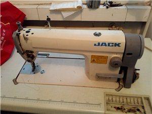象庭用电动缝纫机,杰克牌型号LB800