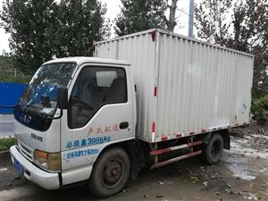 江淮好运箱货长3.8米宽1.8
