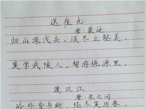 冰清閣硬筆毛筆書法國畫培訓