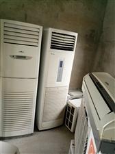 明达长年专业出售二手空调,外观新颖,价格低,制冷制热效果好,常年回收二手家电
