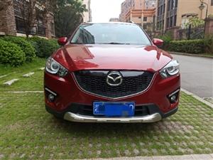 精品马自达CX5出售,整车原版,可按揭享一年质保