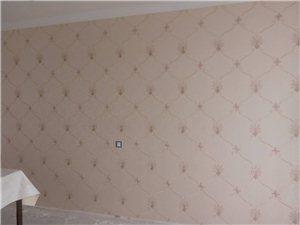 墙纸墙布壁画安装