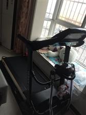 现有一台新款跑步机,品牌亿健,跑带为最大组合,带有腰部颤抖机,仰卧起坐杠,液晶显示屏,wifi全覆盖...