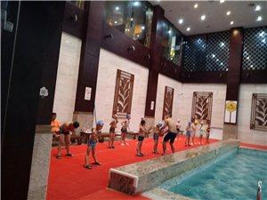 香山美地邁動游泳健身開課啦