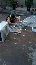 出售二手空调,新空调,全国联保六年,35中松,三菱,华夏,夏利,