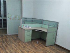 双工位屏风办公桌买的时候1700元,两个位置,现在800元卖,9成新