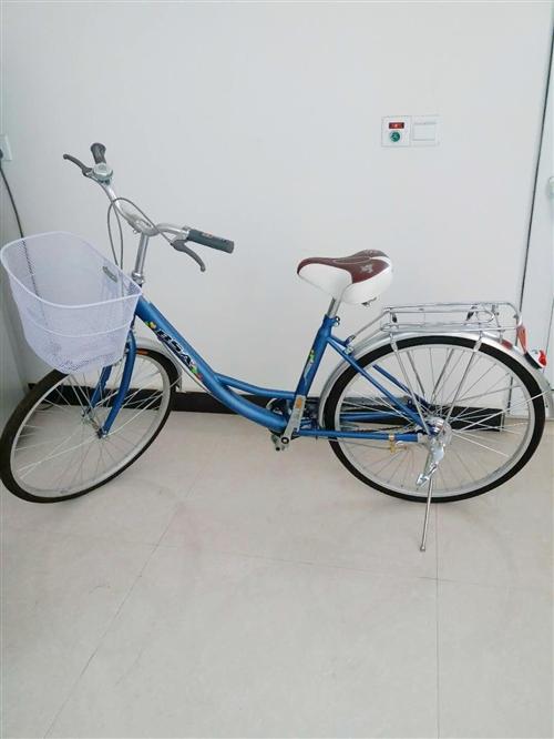 超市399元买的自行车26的,全新未用,买大了,转给需要的朋友,质量很好。好车不等人,需要的朋友联系...