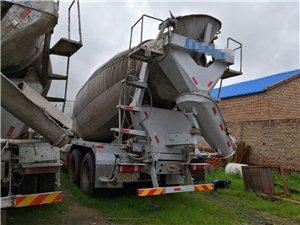 水泥搅拌运输车