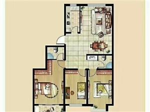 星光・星悦城3室2厅2卫60万元